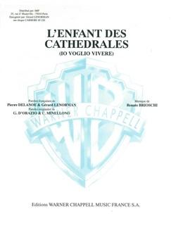Gerard  Lenorman: L'enfant Des Cathedrales Books | Voice, Piano Accompaniment