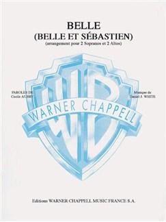 Belle (Belle et Sébastien) Livre | Piano et Chant