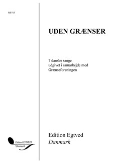 Uden Grænser,  Enst. Books | Melody Line, Lyrics & Chords