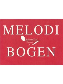 Bente Laursen og Ole Ugilt Jensen: Melodibogen 169 Melodier (Mixed Songbook) Bog | Klaverakkompagnement, Stemme