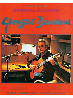 Georges Brassens: 40 Chansons - Special Guitare (Vol.1) Books | Guitar