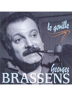 Georges Brassens: Le Gorille Books | Piano & Vocal