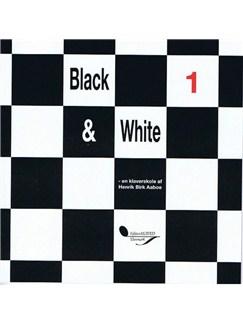 Henrik Birk Aaboe: Black & White 1 (Piano) Bog | Klaver solo