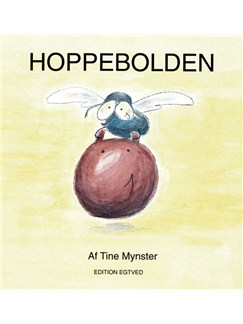 Tine Mynster: Hoppebolden (Book/CD) Books and CDs | Melody Line, Lyrics & Chords