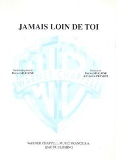 Lââm: Jamais Loin de Toi Books | Piano & Vocal