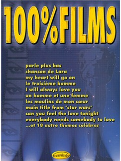100% Films Livre | Piano, Vocal & Guitar