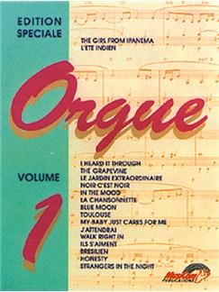 Édition Spéciale pour Orgue Volume 1 Livre | Orgue