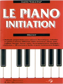 Piano Initiation (Le) Books and CDs | Piano