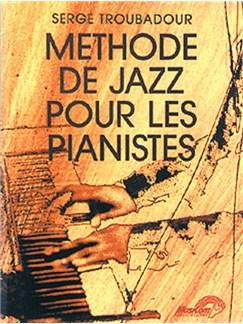 Méthode de Jazz pour Les Pianistes Livre | Piano