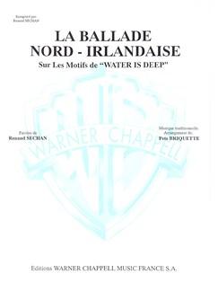Renaud: Ballade Nord-Irlandaise (La) Books | Piano & Vocal