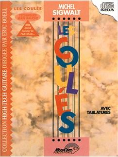 Les Coulés, Techniques Main Gauche CD et Livre | Tablature Guitare