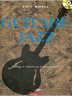 Guitare Jazz Books and CDs | Guitar Tab