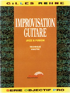 Improvisation Guitare Jazz and Fusion Books | Guitar Tab