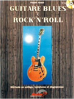 Guitare Blues & Rock'n'roll (L'improvisation) Books and CDs | Guitar Tab
