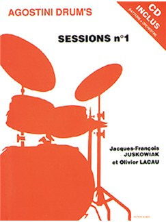 Sessions Volume 1 (Book/CD) Books and CDs | Batterie