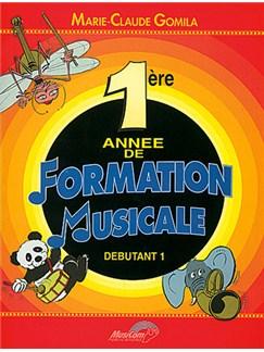 1ère Année de Formation Musicale Livre | All Instruments