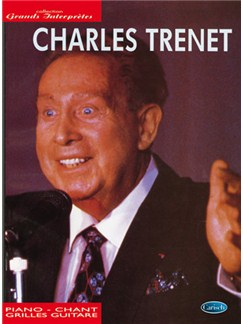 Charles Trenet: Collection Grands Interprètes Books | Piano, Vocal & Guitar