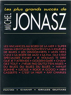 Michel Jonasz: Plus Grands Succès (Les) Livre | Piano, Vocal & Guitar