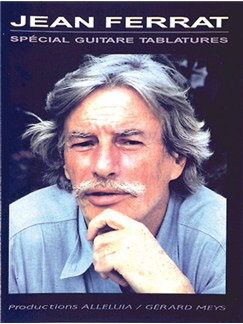 Jean Ferrat: Spécial Guitare Tablatures Books | Guitar Tab