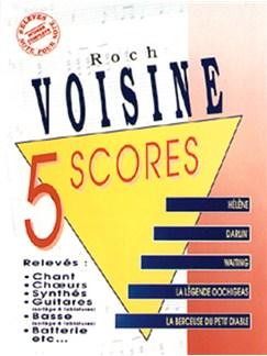 Roch Voisine: 5 Scores Books | Band Score