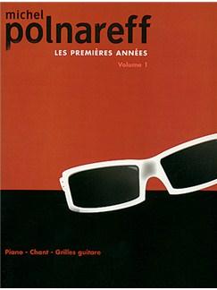 Michel Polnareff: Premières Années (Les) - Volume 1 Livre | Piano, Vocal & Guitar