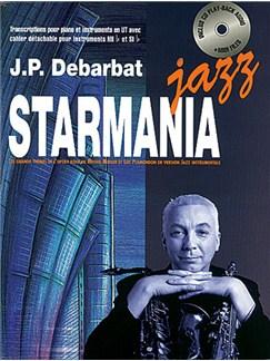 Starmania Jazz CD et Livre | Saxophone