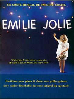 Philippe Chatel: Émilie Jolie Livre | Piano, Chant et Guitare