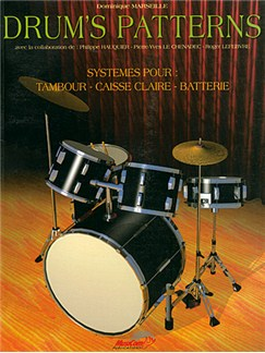 Drum's Patterns Livre | Drums