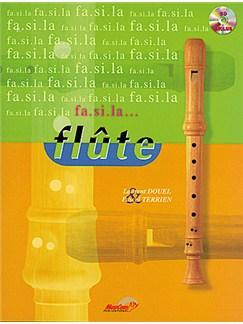 Fa, Si, La... Flûte ! CD et Livre | Recorder