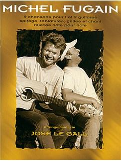 Michel Fugain: 9 Chansons Livre | Guitar Tab
