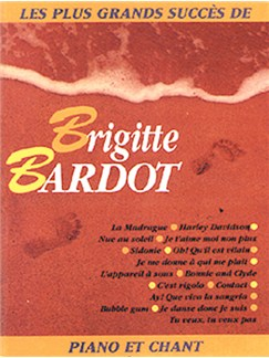 Brigitte Bardot: Livre D'or Books | Piano & Vocal