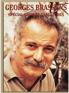 Georges Brassens: Spécial Guitare Tablatures Books | Guitar Tab