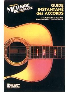 Guide Instantané des Accords Books | Guitar Tab