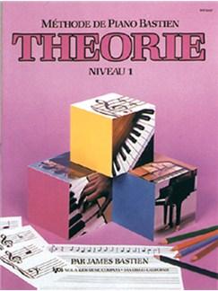 Méthode de Piano Bastien : Théorie, Niveau 1 Books | Piano