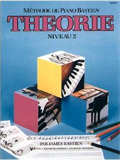Méthode de Piano Bastien : Théorie, Niveau 2 Books | Piano