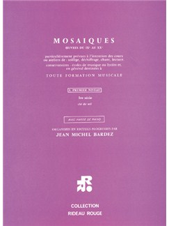 Mosaïques 1er Niveau - 1ère Série Books  