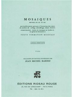 Mosaïques Niveau Débutant - 2ère Série Books | All Instruments