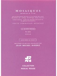 Mosaïques 2ème Niveau - 1ère Série Books | All Instruments
