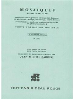 Mosaïques 2ème Niveau - 2ère Série Books | All Instruments