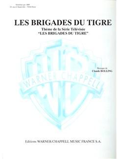 Claude Bolling: Brigades du Tigre (Les) (Thème de la Série Télévisée Les Brigades Du Tigre) Books | Piano & Vocal