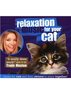 Relaxation Music For Your Cat CDs |