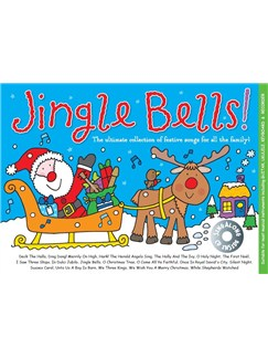 Music For Kids: Jingle Bells Books and CDs | Melody Line, Lyrics & Chords