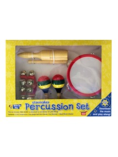 Starmaker Percussion Set Instruments | Percussion