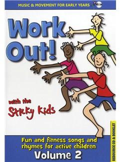 Work Out! - Sticky Kids Volume 2 CDs |