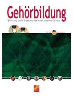 Franz Berg: Gehörbildung Books and CDs | All Instruments