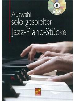 Rudi Michler: Auswahl Solo Gespielter Jazz-Piano-Stucke Books and DVDs / Videos | Piano