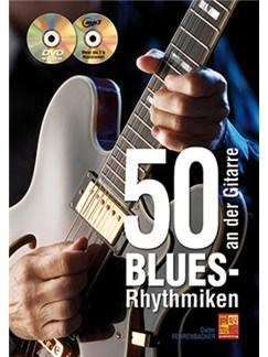Dieter Fehrenbacher: 50 Blues-Rhythmiken An Der Gitarre (Book/CD/DVD) Books, CDs and DVDs / Videos | Guitar