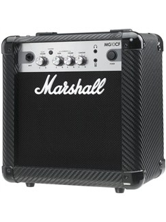 Marshall: MG10CF - 10w Combo  | Electric Guitar