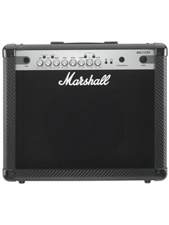 Marshall: MG30CFX - 30w Combo  | Electric Guitar