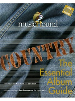 MusicHound Country: The Essential Album Guide Books and CDs |